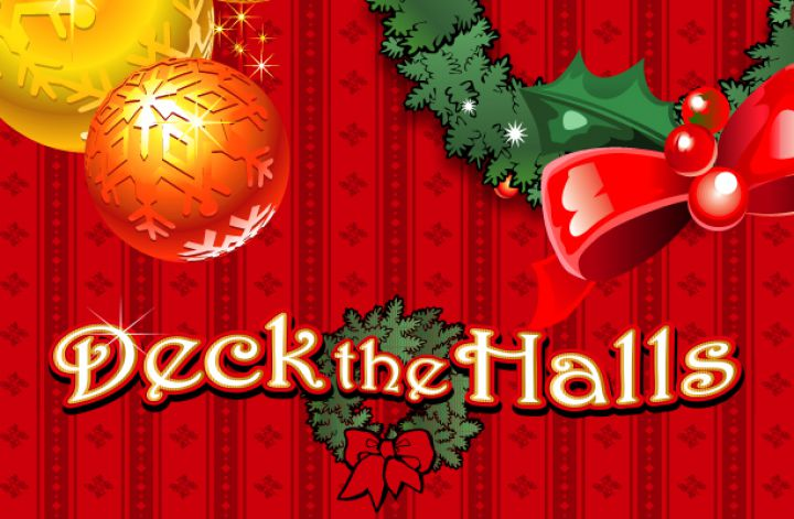 Get Into Christmas Spirit with Deck The Halls